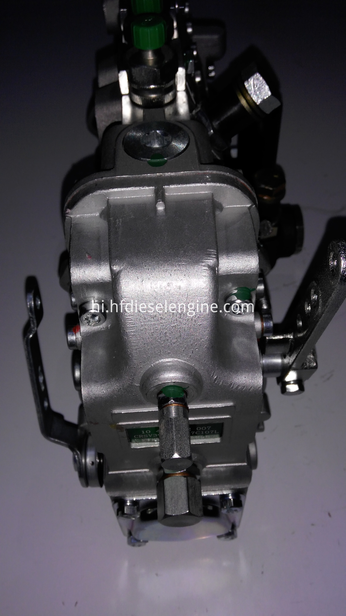 Fuel injection pump 4