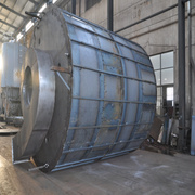 Spray Drying equipment for concrete polymer additives