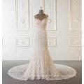 China Custom Made Alibaba Vestido De Noiva Sereia Applique Manga Longa Vestidos De Casamento 2018