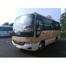 Chinese Low Price 25 Seats Toyota Coaster
