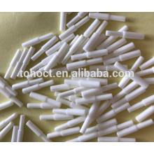 Zirconia rod ceramic bead at mirror polish