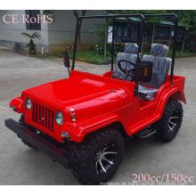 Qualität 200cc Mini Jeep mit CVT Reverse für Erwachsene