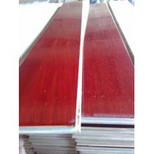 Sapelli T & G Plancher de bois d'ingénierie