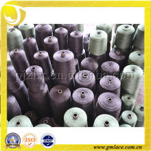FDY, coloridos 100% 1200D hilo de poliéster para hacer punto, alfombra y cortina borla de fábrica de China (300D 600D 900D 1200D)