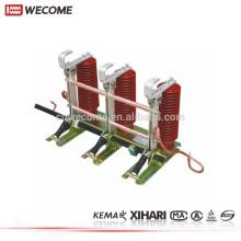 KEMA Testou o Switchgear de alta tensão 630A da terra do Switchgear 1000mm
