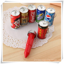 Beverage Bottle Shape Ballpen for Promotion