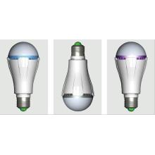 3W 5W 7W Bulbo do diodo emissor de luz