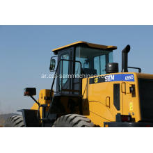 SEM655D CUMMINS Wheel Loader 5 طن للبناء