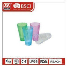 2010 novo design copo plástico (0,45, 0,65 L)