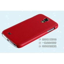 Galvanisieren Sie Plastikgummi-Telefon-Kasten-Abdeckung für Samsung S4
