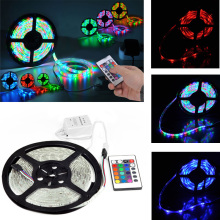 5050 Color Changing LED Strips LED Silicone Lights