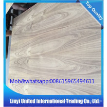 Linyi 2mm teak plywood