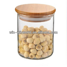 500ML Samll Wide Mouth Borosilicate Storage Jar Glass Made For Nuts