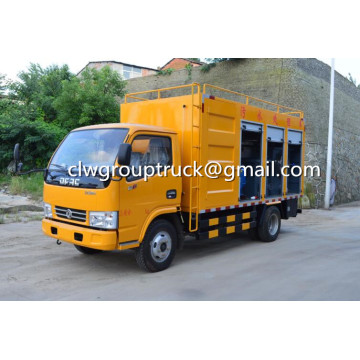 DFAC Duolika Suction Limbah Dan Cleaning Truck