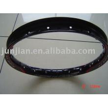 U-Type aluminium alloy rim