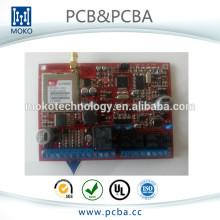 Projetista feito sob encomenda do PWB da G / M GPS, hardware de GPS de Rastreador com Sim800H / Sim808 / Sim900D