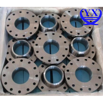 carbon steel ANSI slip on flange