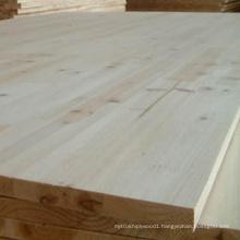 E0 Standard Thailand Rubberwood Finger Joint Board