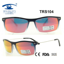 Newest Fashion Beautiful Tr Sunglass (TRS104)