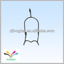 Eco-friendly metal preto stand secador de cabelo secador secador de cabelos