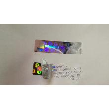 Custom Original Design Authentic Hologram Security Sticker label