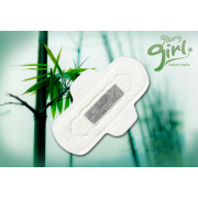 Bamboo Charcoal sanitary pad with best price