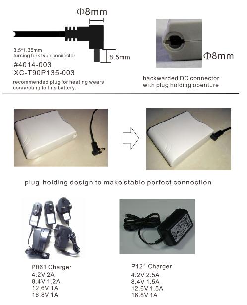 ac401 battery
