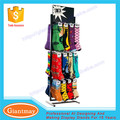Customized lightweight socks display stand with hanging hooks