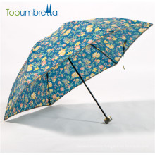 new 2018 Anti-UV beautiful printed umbrellas