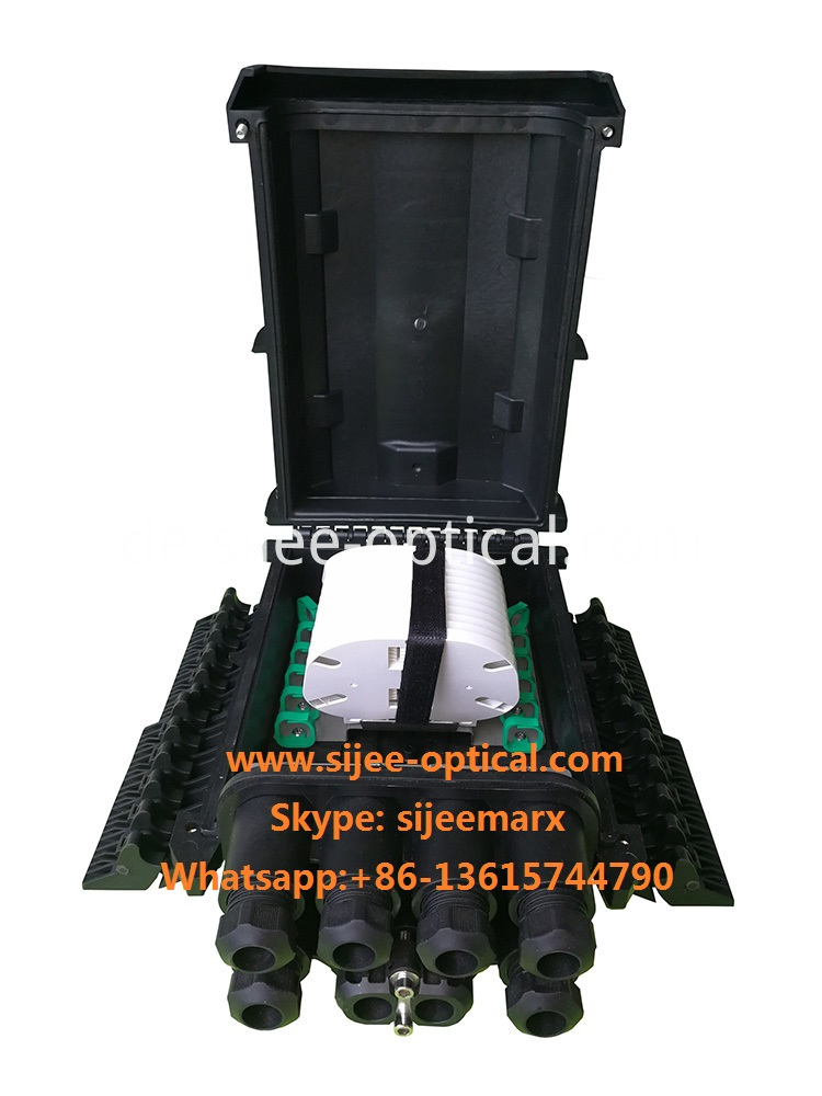 Waterproof Fiber Optic Splice Box