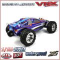 1/10 scale 4WD haute vitesse voiture rc, voiture rc électrique mise à niveau