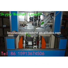 5 axis drilling and tufting toile brush machine manufacturer