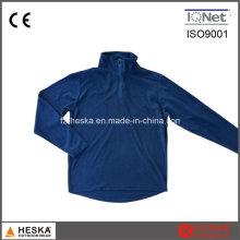1/4 fermeture éclair extérieure pas cher Sweat Fleece Jacket