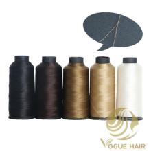 Extensões de cabelo fio de nylon para tecer