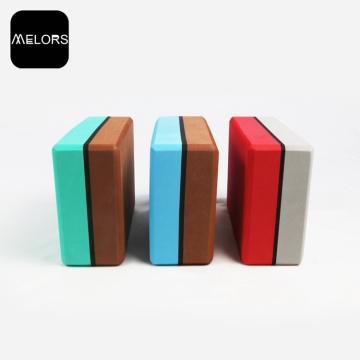 Ginásio EVA Fitness Foam Yoga Block Brick
