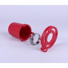 OSHA-V42 Bloqueo de válvulas de enchufe Dispositivos de llave de la válvula de bloqueo, dispositivos loto tagout