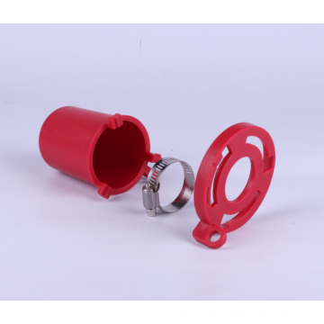 OSHA-V42 Plug Valve Lockout Devices key lock valve, loto tagout devices