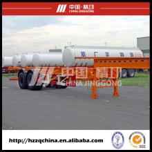 Nouveau conteneur de réservoir d'ISO (HZZ9341TJZ)