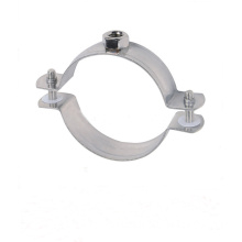 Stainless Steel Pipe Clamp Without Rubber
