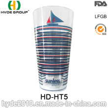 Transparent Plastic Cup Stadium Juice Cup