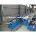 Fully Automatic Changeable C Z Purlin Profile Roll Forming Machine