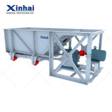 high capacity mining chute feeder