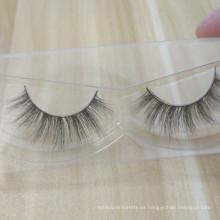 venta al por mayor de pestañas de visón 3D visones pestañas personalizado embalaje de pestañas