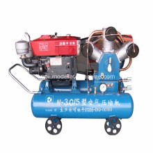W3.0/5  Mining Diesel Engine Air Compressor Spare Parts with Jack Hammer