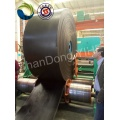 Wear resistant cold resistant conveyor belt