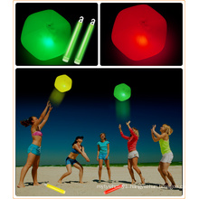 2015 Hot Sale Glow Beach Ball Glow in Dark