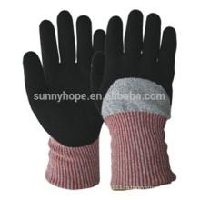 HPPE и акриловые двойные вкладыши Режущие перчатки