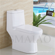 Bathroom Sanitary Wares Ceramic One Piece Toilet (8109)