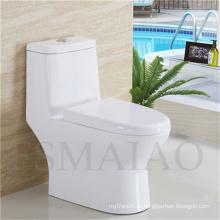 Ванная Комната Сантехника Керамическая Цельный Туалет (8109)