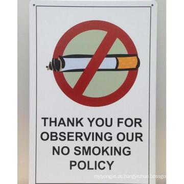 Benutzerdefinierte Warniing Zeichen Nein Parkplatz Metall Plaque Anmelden Verkehr Aluminium Nummernschild